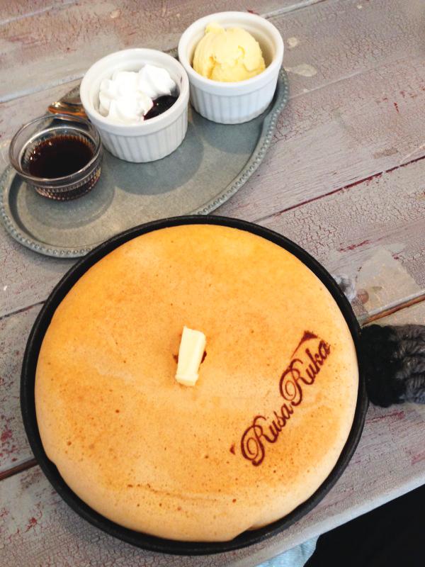 ぐりとぐらホットケーキ|パンケーキ,リフレア,グッドライフマガジン